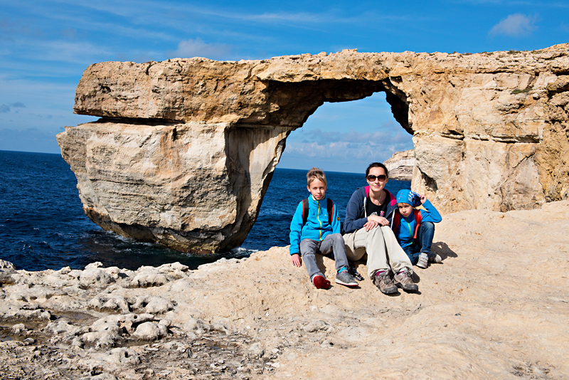 Malta. Azure Window