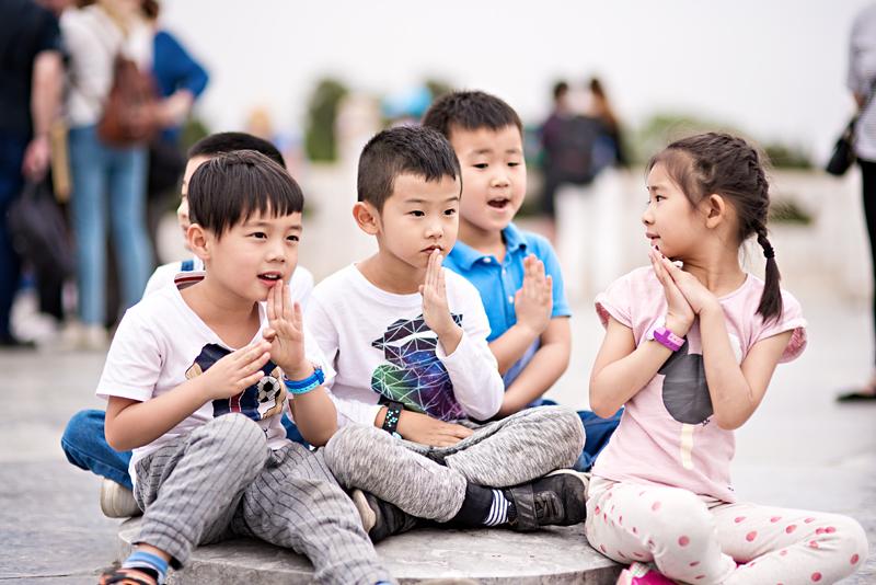 Medytujace-dzieci