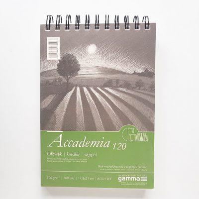 blok Gamma ACCADEMIA 120G/M2