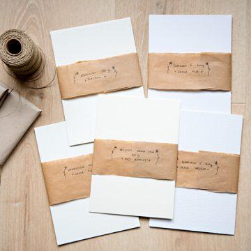 Jak wybrać papier do akwareli? Oto jest pytanie.
