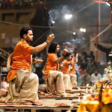 Podróż do Indii.