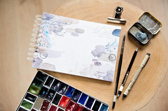 Urban sketching – to się przyda